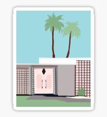 Palm Springs 1 Sticker