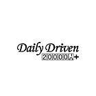 Daily Driven (2) by PlanDesigner