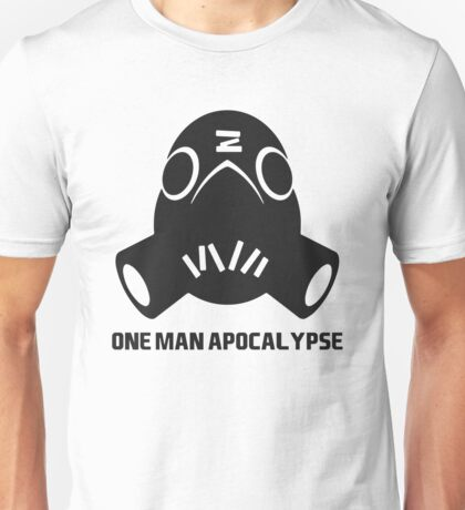 One Man Apocalypse - Roadhog Unisex T-Shirt