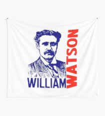 William Watson Wall Tapestry