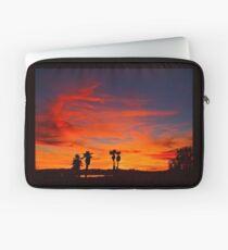 Last Night's Sunset Laptop Sleeve