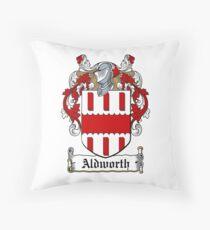 Aldworth (Co, Cork) Throw Pillow