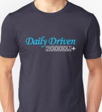 Daily Driven (3) T-Shirt