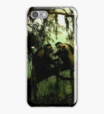 """Family in the Trees"" iPhone Case/Skin"