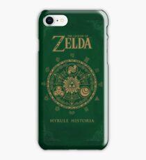 Hyrule Historia Phone Wallet iPhone Case/Skin