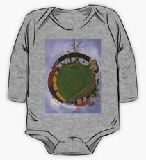 Hanna's Close, County Down (Sky Out) One Piece - Long Sleeve