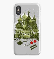 Tetris Gameboy Tribute to Alexey iPhone Case