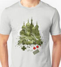 Tetris Gameboy Tribute to Alexey Unisex T-Shirt
