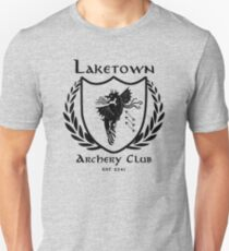 Laketown Archery Club (Black) T-Shirt
