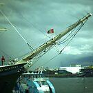Rickmer Rickmers - Hamburg by OLIVER W