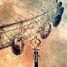 London Eye by Svetlana Sewell