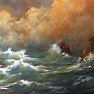 Through the Storm by Lynn  Abbott