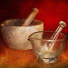 Pharmacist - Very important tools  by Michael Savad