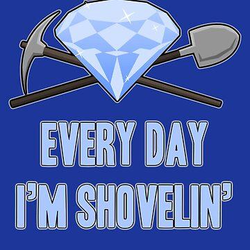 Diamond - Every Day Shovelin' by TheGreys