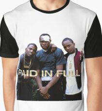 PAID IN FULL Graphic T-Shirt