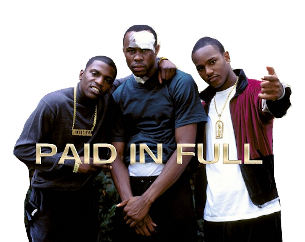 PAID IN FULL by svampwolf
