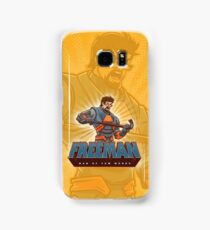 Freeman Samsung Galaxy Case/Skin