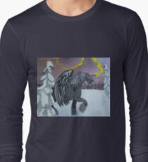 A Winter's Night Long Sleeve T-Shirt