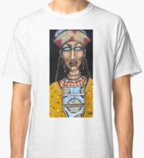 La Diosa de Predicciones, Tiempo y Clima (The Goddess of Predictions, Time and Weather) Classic T-Shirt