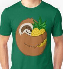 Pineapple Sloth T-Shirt