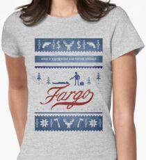 fargo Womens Fitted T-Shirt