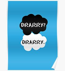 Drarry - TFIOS Poster