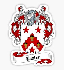 Baxter Sticker