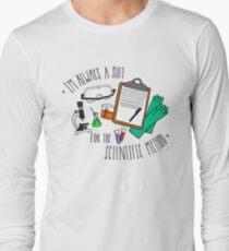 The Scientific Method Long Sleeve T-Shirt