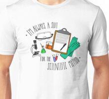 The Scientific Method Unisex T-Shirt