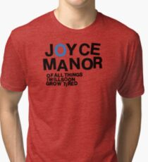 Joyce Manor Tri-blend T-Shirt