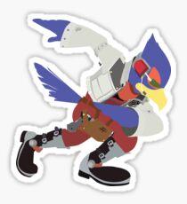 Pegatina Falco