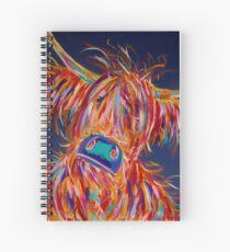Zoe Spiral Notebook
