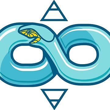 Elemental Serpent  by PHOSPHORUS