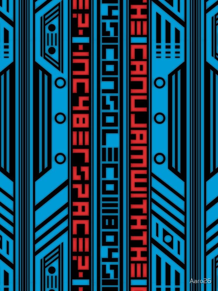 Patrón de Cyberpunk 7 de Aaro26