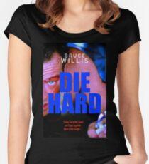 DIE HARD 16 Women's Fitted Scoop T-Shirt