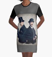 Sherlock - Benedict Cumberbatch Graphic T-Shirt Dress