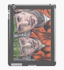 Self Destruction iPad Case/Skin