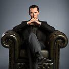 Benedict Cumberbatch - Sherlock by KnitzyBlonde