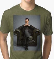 Benedict Cumberbatch - Sherlock Tri-blend T-Shirt