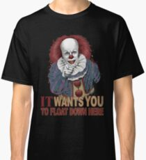 Float Down Here Classic T-Shirt
