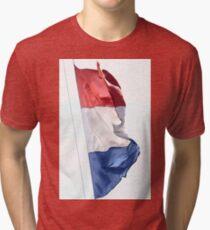 UnFurl Tri-blend T-Shirt