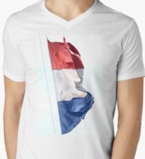 UnFurl Men's V-Neck T-Shirt