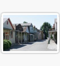 Chinatown of Locke, California Sticker