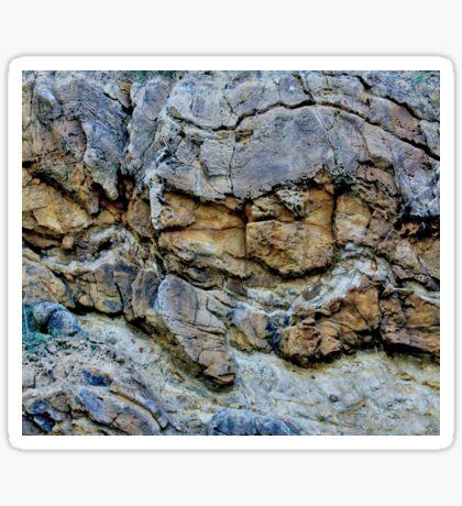 Rock Chasm Sticker