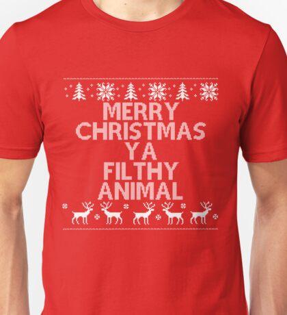 Merry Christmas Ya Filthy Animal Gifts Merchandise