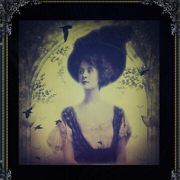 Ode To Billie Burke by Lisamarimer