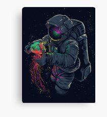 Space Fun Canvas Print