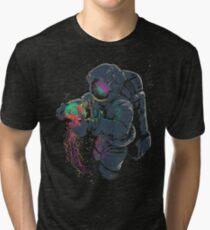 Space Fun Tri-blend T-Shirt