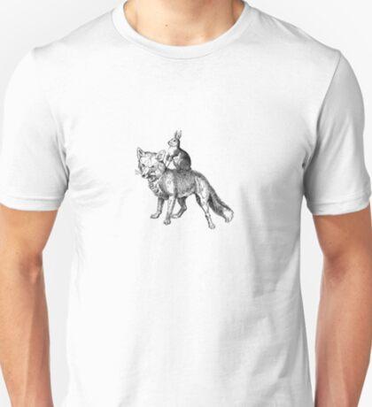The Rabbit Tames The Fox T-Shirt