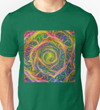 Spider web #DeepDream T-Shirt